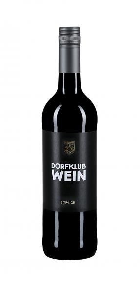 2018 DORFKLUB WEIN 0,75 L Rotwein - Weingärtnergenossenschaft Aspach