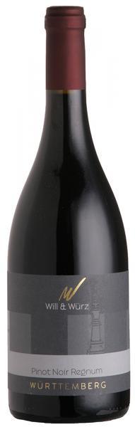 2018 Pinot Noir trocken REGNUM 0,75 L Barrique - Weingut Will & Würz