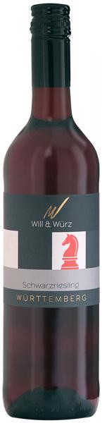 2015 Schwarzriesling EQUES 0,75 L – Weingut Will und Würz