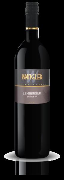2018 Lemberger 0,75 L Spätlese - Weinkellerei Wangler