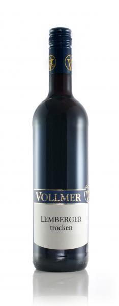 2018 Lemberger trocken 0,75 L - Weingut Vollmer