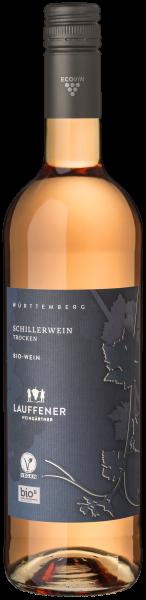 2020 Schillerwein trocken Bio 0,75 L - Lauffener Weingärtner