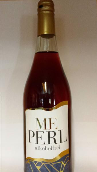 ME PERL Traubensaft verperlt ALKOHOLFREI 0,7 L - Weingärtnergenossenschaft Metzingen