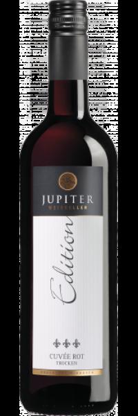 2019 Edition Cuvée Rot trocken 0,75 L - JupiterWeinkeller