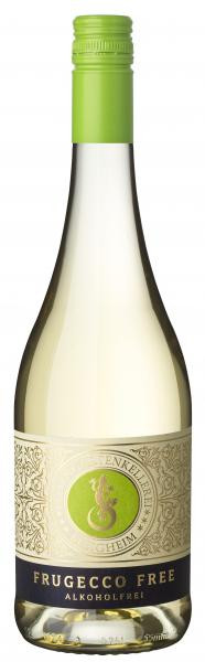 FREE FRUGECCO weiss 0,75 L ALKOHOLFREI - Felsengartenkellerei
