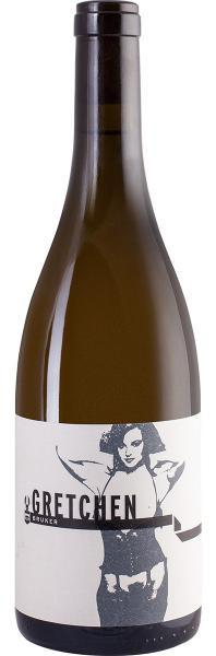 GRETCHEN trocken 0,75 L Weißwein Cuvée - Weingut Bruker