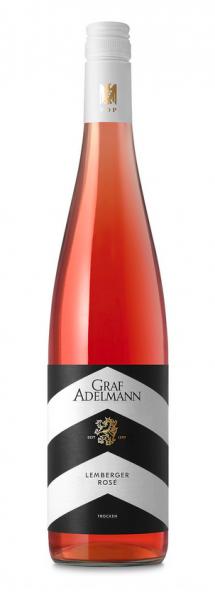 2020 Lemberger Rosé trocken 0,75 L – Weingut Graf Adelmann