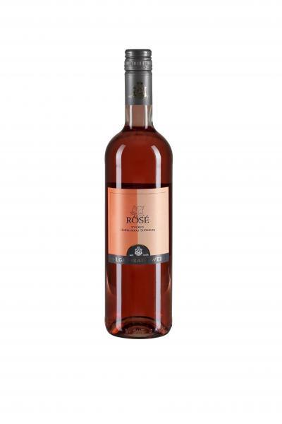 2018 Rosé trocken QbA 0,75 l - Helga Drauz Weine
