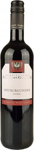 2019 Spätburgunder trocken 0,75 L - Weingut Albrecht-Gurrath