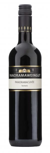 2016 Panoramacuvée Rotwein feinherb 0,75 l - Panoramaweingut R. Baumgärtner