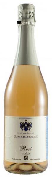 2013 Rosé Sekt trocken 0,75 L - Weingut Graf von Bentzel-Sturmfeder
