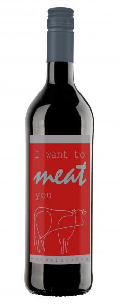 2019 Rotwein MEAT trocken 1,0 L - Weinkonvent Dürrenzimmern