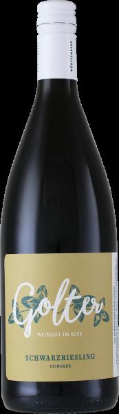 2017 Schwarzriesling 1,0 L feinherb - Weingut Golter