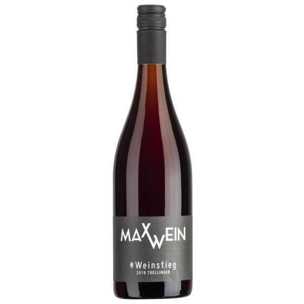 2018 TROLLINGER #Weinstieg trocken 0,75 L - MAXWEIN