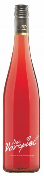 2020 Das VORSPIEL Rosé 0,75 L feinherb - Remstalkellerei