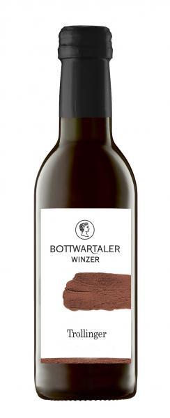 Trollinger 0,25 L - Bottwartaler Winzer