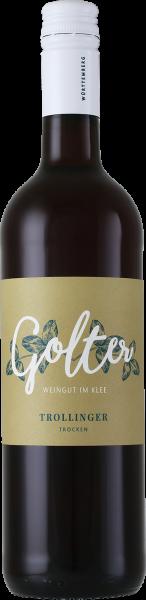 2016 Trollinger trocken 0,75 L - Weingut Golter