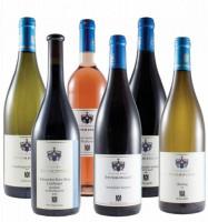 ZEIT ZU ZWEIT - 6 x 0,75 L Wein - Weingut Graf von Bentzel-Sturmfeder VDP