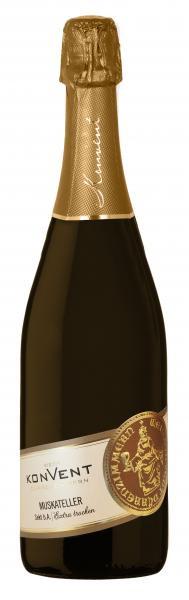 2019 Muskateller Sekt extra trocken 0,75 L - Weinkonvent Dürrenzimmern