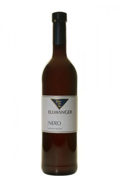 2018 NERO Kreation trocken 0,75 L Rotwein Cuvée - Weingut Bernhard Ellwanger