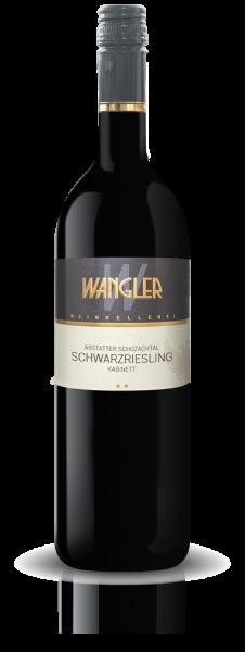 2019 Schwarzriesling Kabinett 0,75 L feinherb - Weinkellerei Wangler