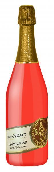 2019 Lemberger Rosé Sekt trocken 0,75 L - Weinkonvent Dürrenzimmern