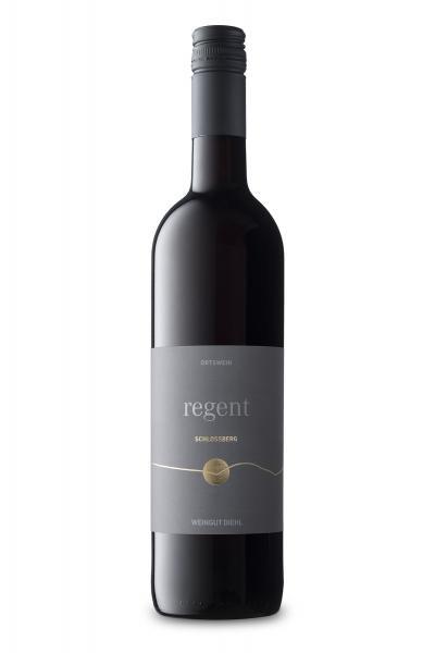2019 Regent trocken 0,75 L ORTSWEIN - Weingut Diehl