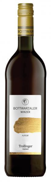 2019 Trollinger trocken 0,75 L PREMIUM - Bottwartaler Winzer