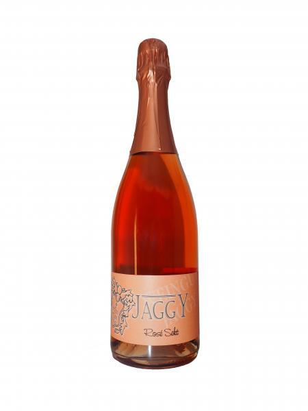 Rosé Sekt brut 0,75 L - Weingut Jaggy