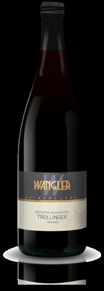 2020 Trollinger trocken 1,0 L Abstatter Schozachtal - Weinkellerei Wangler