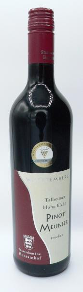 2018 Pinot Meunier trocken 0,75 L Talheimer Hohe Eiche - Staatsdomäne Hohrainhof