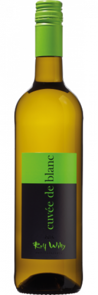 2020 Cuvée de Blanc 0,75 L - Privatkellerei Rolf Willy