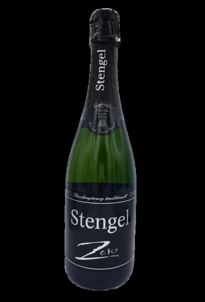Cuvée Sekt Zero Brut Nature Null Dosage 0,75 L traditionelle Flaschengärung - Sekt -und Weinmanufakt