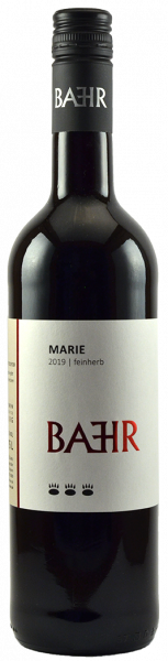 2019 MARIE in Rot 0,75 L Rotwein Cuvée - Weingut Bähr