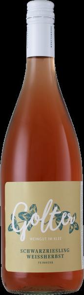 2019 Schwarzriesling Weißherbst 1,0 L feinherb - Weingut Golter