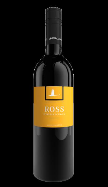 ROSS Weißer Schwan Weisswein 0,75 L fruchtig - Lembergerland