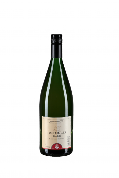 Trollinger Rosé 1,0 L - Helga Drauz Weine