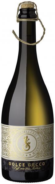 DOLCE GECCO Cuvée de Blanc 0,75 L Perlwein - Felsengartenkellerei