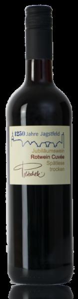2017 Rotwein Cuvée Spätlese trocken Holzfass 0,75 l - Weingut Politschek