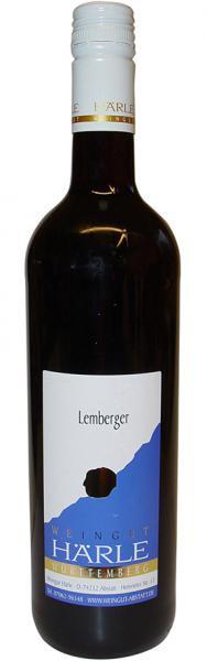2018 Lemberger 0,75 L feinherb - Weingut Härle