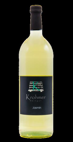2020 JASMIN - Müller-Thurgau halbtrocken 1,0 L - Familie Krohmer