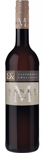 2019 Acolon trocken 0,75 L Sankt M - Weingärtner Cleebronn-Güglingen