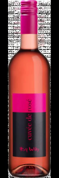2020 Cuvée de Rosé 0,75 L - Privatkellerei Rolf Willy