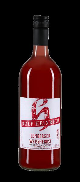 2019 Lemberger Weissherbst 1,0 l - Weingut Rolf Heinrich
