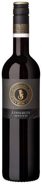 Lemberger Spätlese 0,75 L lieblich - Felsengartenkellerei