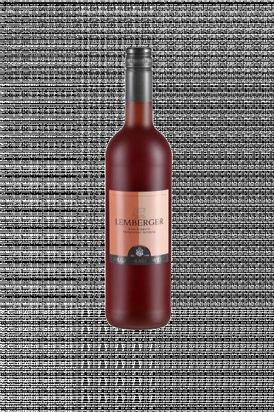 2018 Lemberger Rosé Kabinett halbtrocken 0,75 l - Weingut Helga Drauz