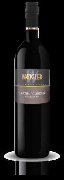 2018 Spätburgunder 0,75 L SELECTION - Weinkellerei Wangler