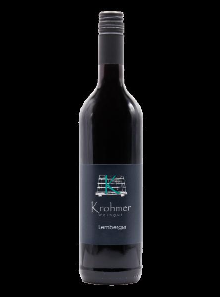 2019 Lemberger halbtrocken 1,0 L - Familie Krohmer