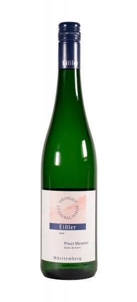 2019 Pinot Meunier blanc de noirs 0,75 L - Weingut Steinbachhof / Eißler