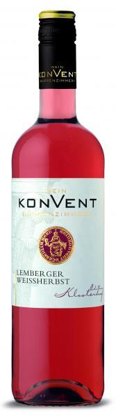 2020 Lemberger Weissherbst 0,75 L KLOSTERHOF - Weinkonvent Dürrenzimmern